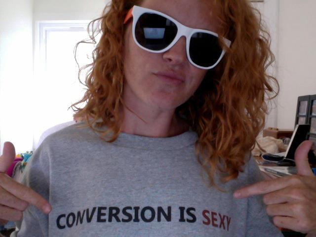 Conversion is Sexy!