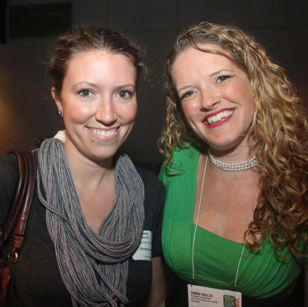 Carey and Gwen at SMCHI 2012