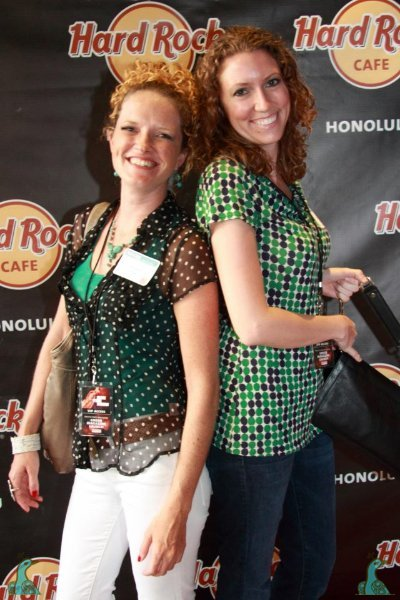 Pacific Edge Magazine Spring Issue Launch at Hard Rock Cafe Honolulu -- with Carey Bennett