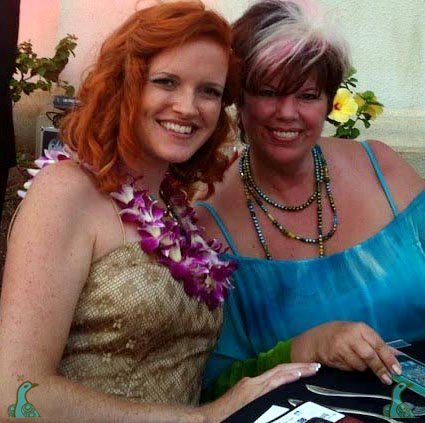 Besties at the Pacific Edge Awards 2012
