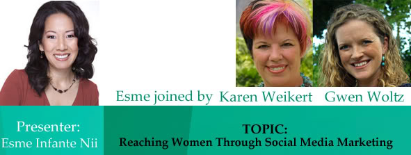 Reaching Women Through Social Media Marketing