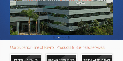 PAYDAY website