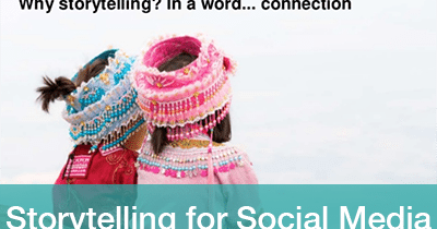 Slideshare: Storytelling for Social Media